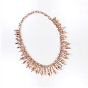 Kendra Scott CiCi Necklace in Rosegold